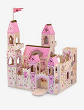 Melissa & Doug Folding Princess Castle