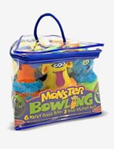 Melissa & Doug Monster Bowling