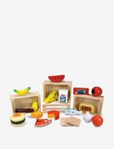 Melissa & Doug Food Groups Wooden Set