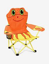 Melissa & Doug Clicker Crab Chair