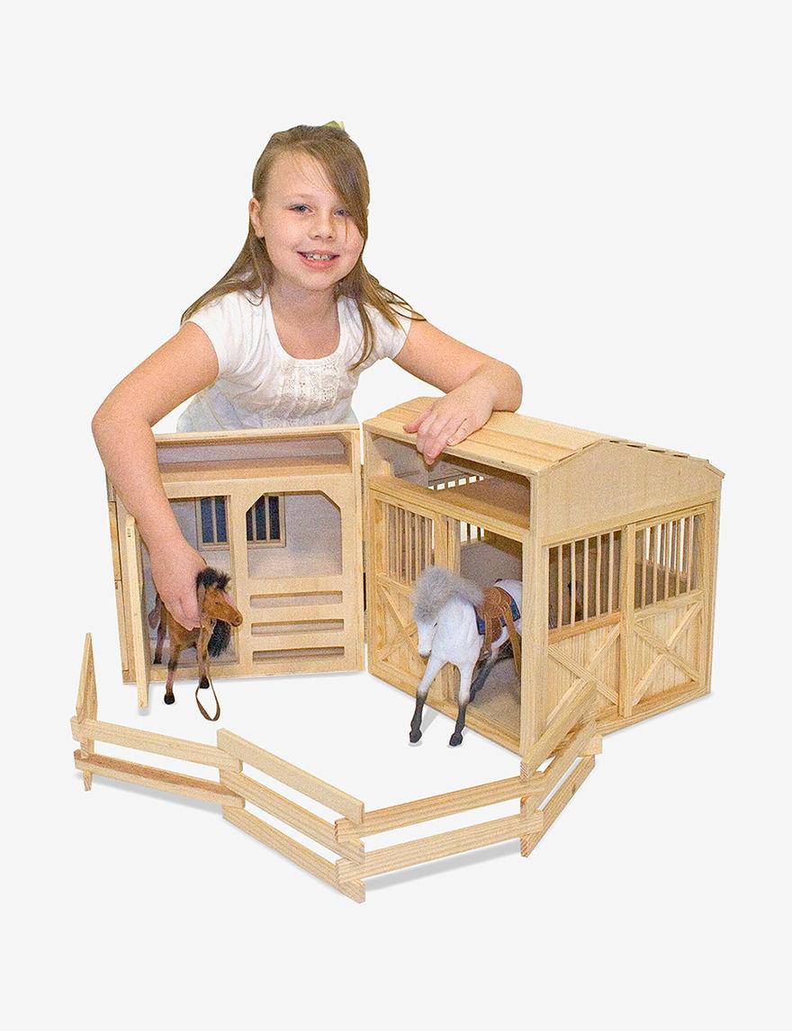Как сделать конюшню для лошадей своими руками игрушечная