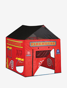 Pacific Play Tents Firehouse Play Tent