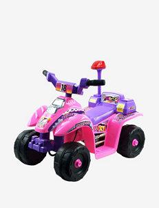 Lil Rider Princess 4-Wheel Mini ATV