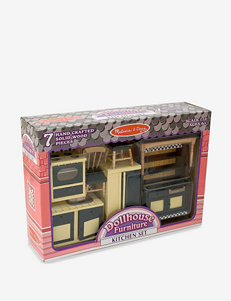 Melissa & Doug Dollhouse Kitchen Furniture
