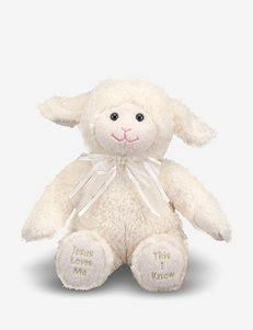 Melissa & Doug Jesus Loves Me Lamb