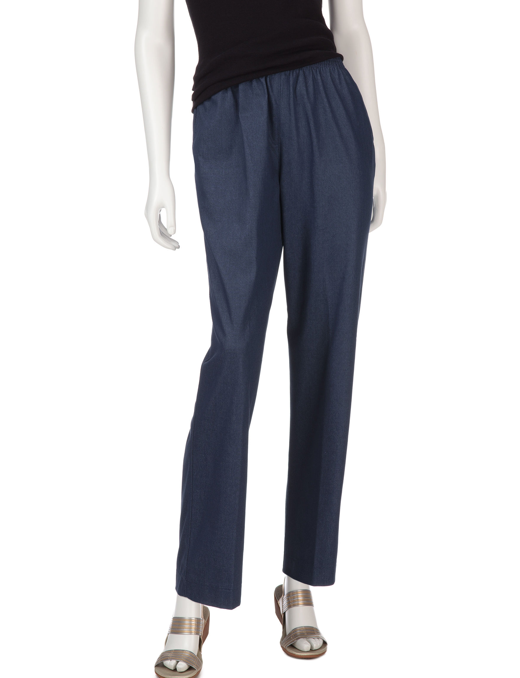 Alfred Dunner Dark Blue Loose