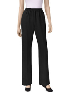 Alfred Dunner Black Everyday & Casual