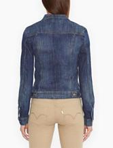 Levi's® Belle Blue Trucker Denim Jacket