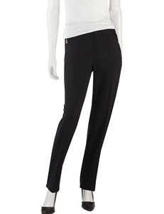 Chaus Black Soft Pants