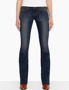 Levis 524 Field of Dreams Bootcut Jeans
