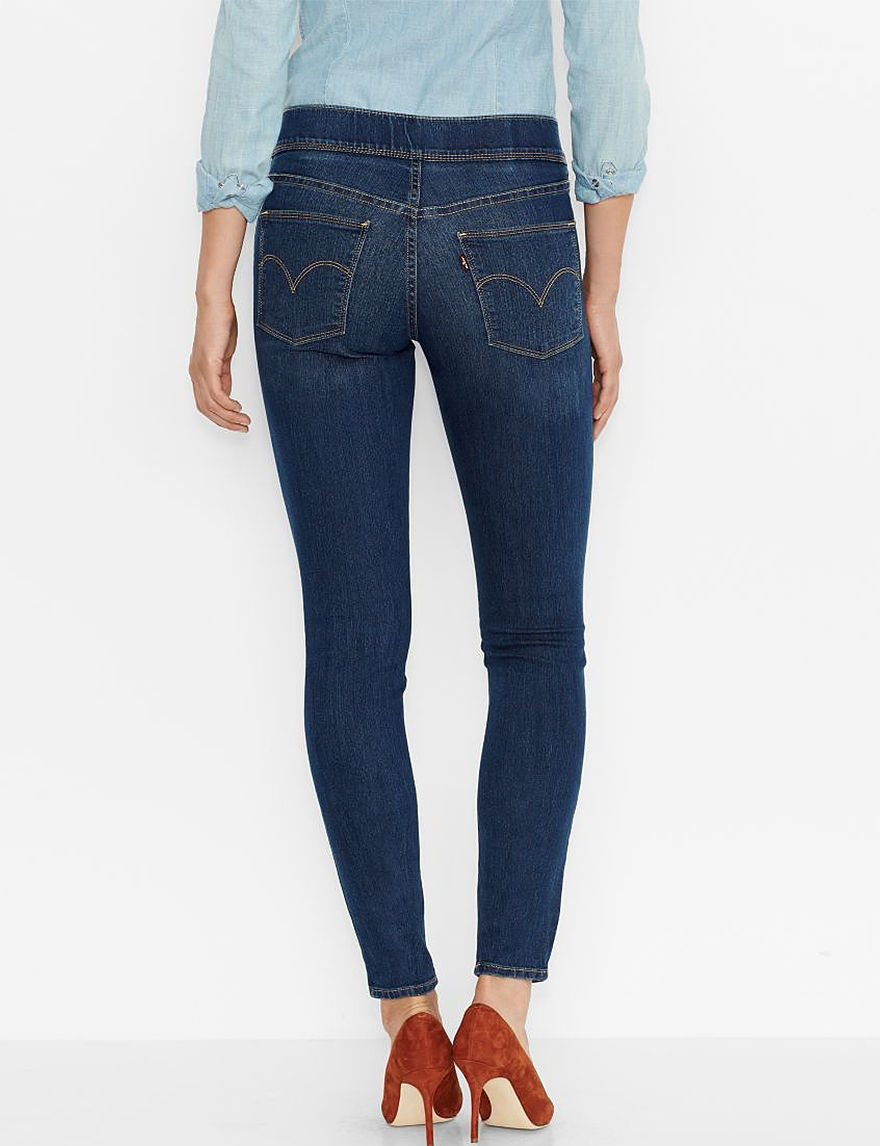 Levi's Meadow - Dark Wash Jeggings