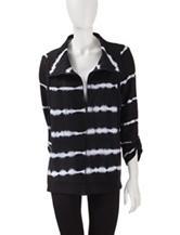 GV Sport Skye Tie-Dye Print Jacket – Misses