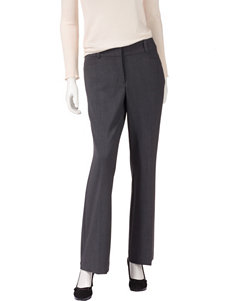 Briggs New York Grey Capris & Crops