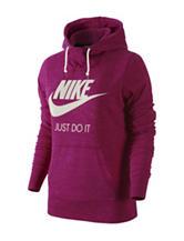 Nike®  Solid Color Gym Vintage Hoodie
