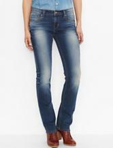 Levi's® 518™ Timeless Wash Straight Leg Jeans
