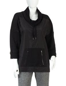 GV Sport Black Shirts & Blouses