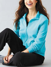 Rebecca Malone 2-pc. Microfleece Jacket & Pant Set