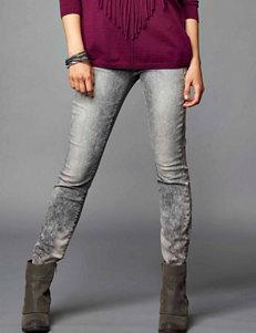 DKNY Jeans Grey Capris & Crops
