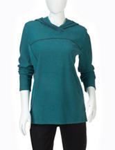 Silverwear Solid Color Fleece Pullover Hoodie