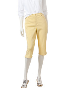 Gloria Vanderbilt Yellow