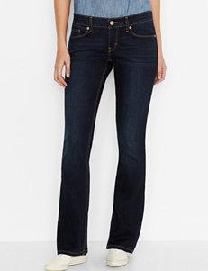 Levi's 524 North Peak Wash Bootcut Jeans