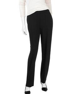 Rebecca Malone Black Capris & Crops Soft Pants