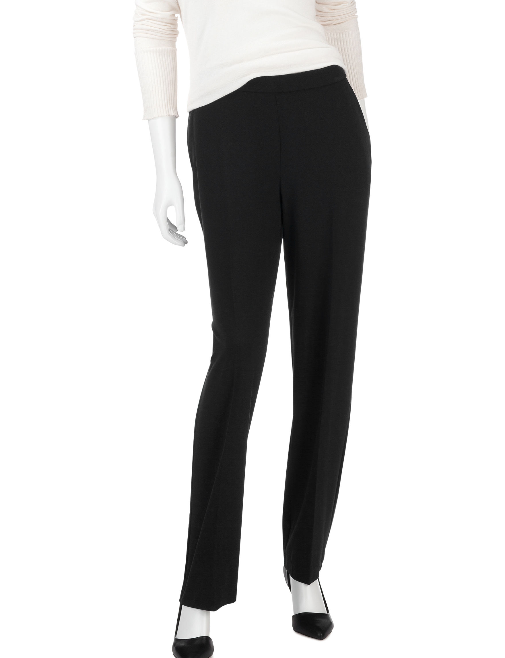 Rebecca Malone Black Soft Pants