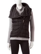 Calvin Klein Solid Color Quilted Puffer Vest