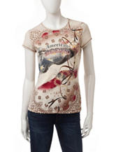 Blue Canyon American Rodeo Top