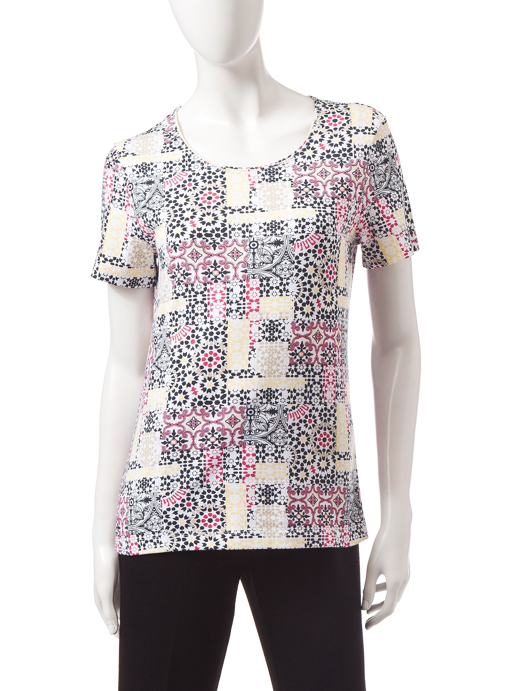 Rebecca Malone Yellow Pull-overs Shirts & Blouses