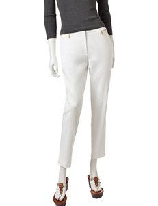 Calvin Klein White Straight