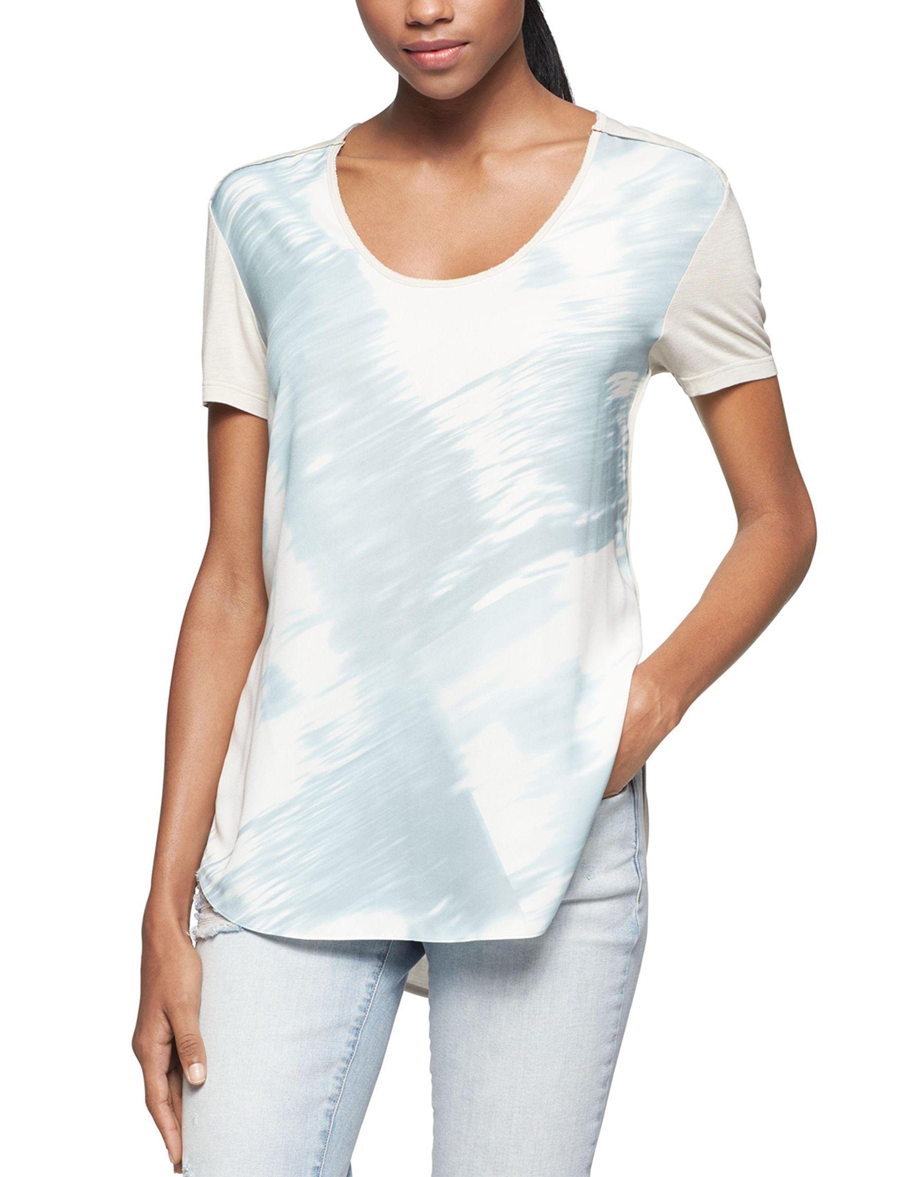 Calvin Klein Jeans Jade Tees & Tanks