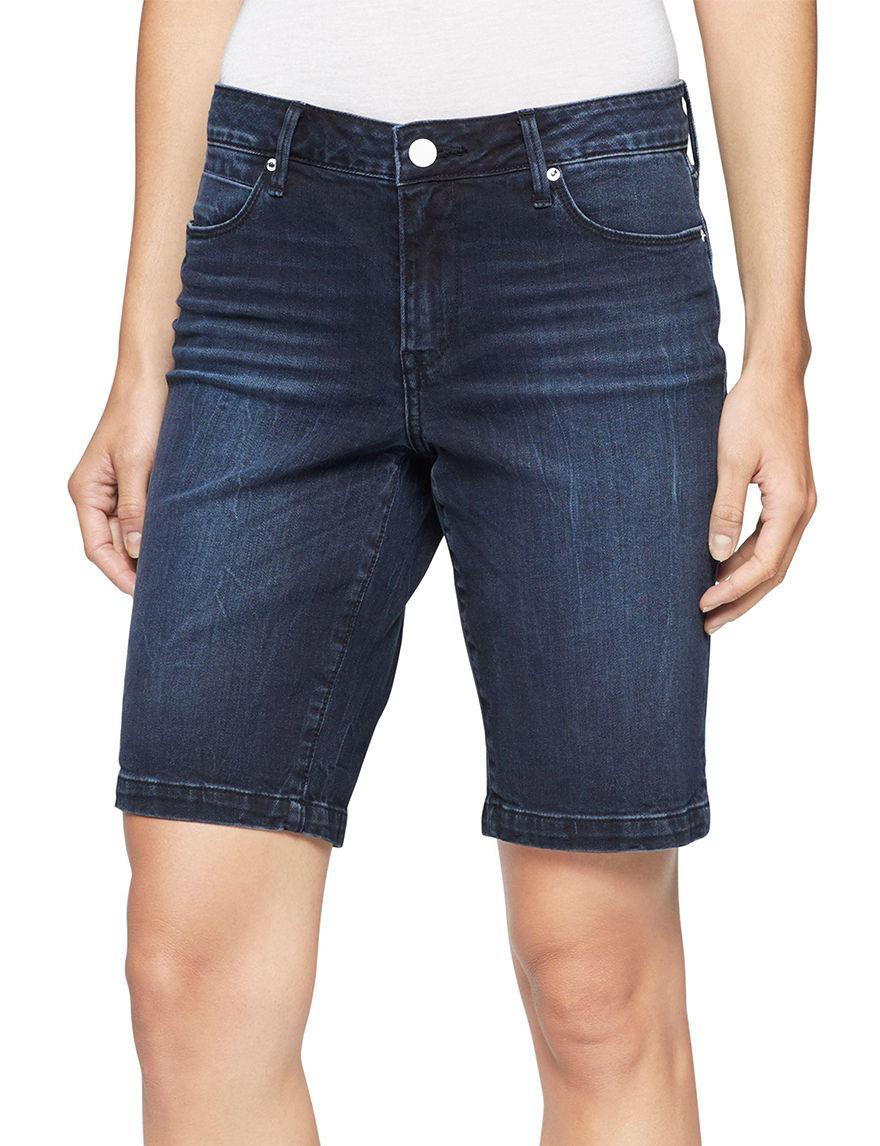 Calvin Klein Jeans Blue Capris & Crops