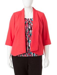 Kasper Pink Lightweight Jackets & Blazers