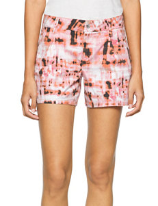 Calvin Klein Jeans Pink Multi Soft Shorts