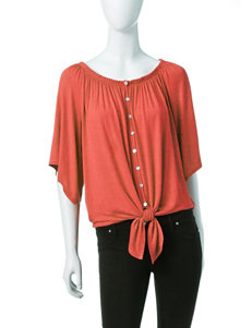 Hannah Pink Pull-overs Shirts & Blouses
