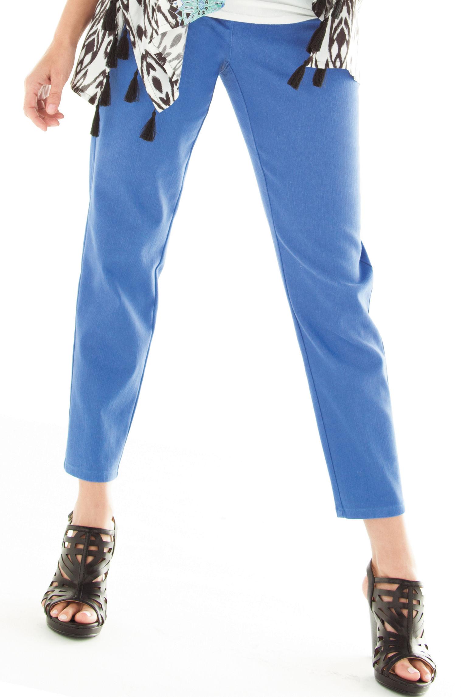 Ruby Road Blue Classic Soft Pants