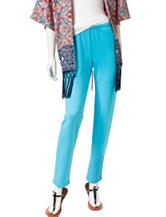Ruby Rd. Solid Color French Terry Pants