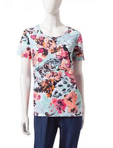 Rebecca Malone Orange Shirts & Blouses