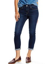 Levi's® Mid Rise Skinny Cropped Capris