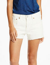 Levi's® 501 Frayed Hem Denim Shorts