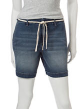 Bandolino Ines Denim Shorts