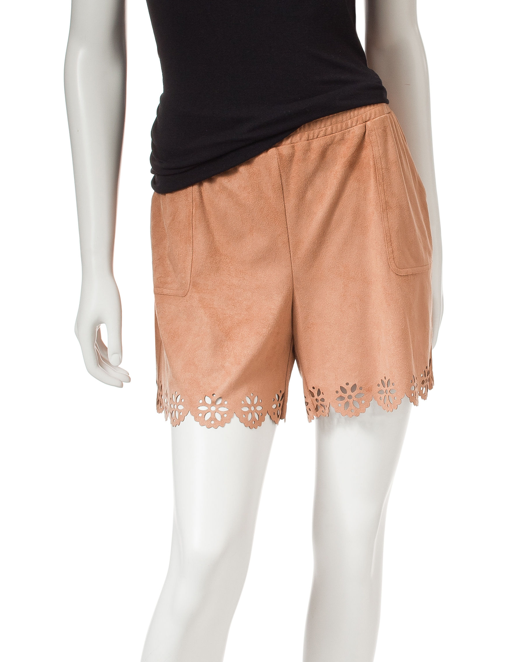 Skyes The Limit Copper Soft Shorts