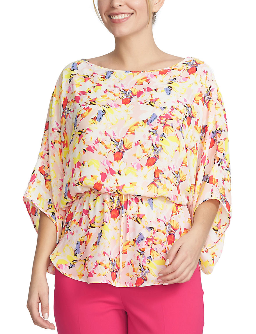 Chaus Floral Shirts & Blouses
