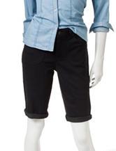Nine West Jeans Hallie Pork Chop Pocket Bermuda Shorts