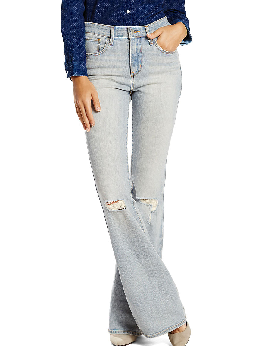 Levi's Light Blue Flare