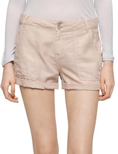 Calvin Klein Jeans Taupe Soft Shorts