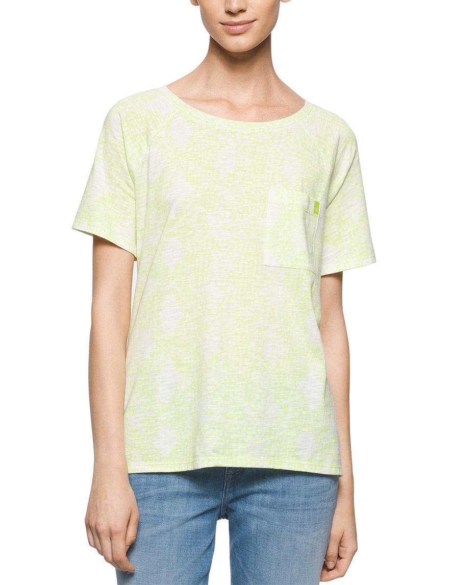 Calvin Klein Jeans Green