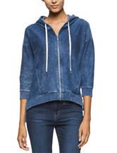 Calvin Klein Jeans Vintage Indigo Hoodie