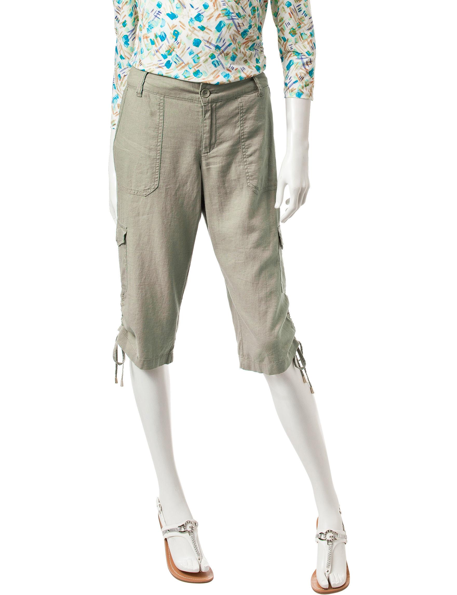 Nine West Jeans Beige Capris & Crops